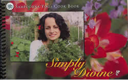 Simply Divine Cook Book