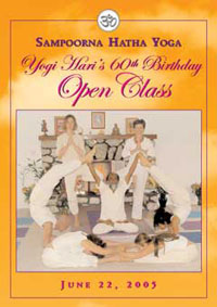 Sampoorna Hatha Yoga Open Class