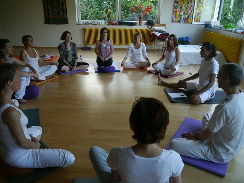 Daily Yoga workshops