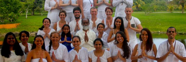 Sampoorna Yoga Teacher Training Course 200-hour Certification