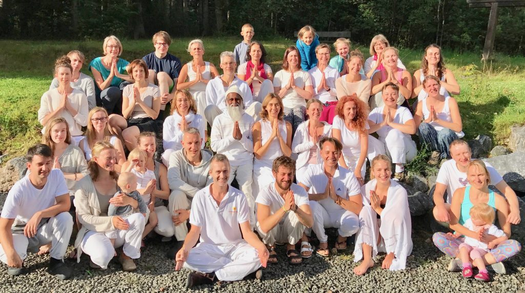 Nada Yoga Retreat Group 2016