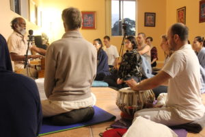 Satsang with Shri Yogi Hari at Yogi Hari's Ashram in Miramar, FL